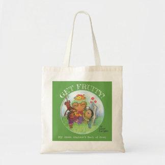 ¡Consiga con sabor a fruta! la bolsa de asas