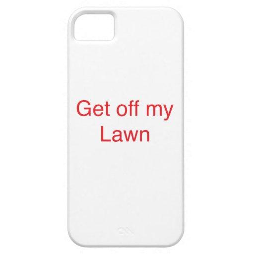 Consiga de mi césped iPhone 5 cobertura