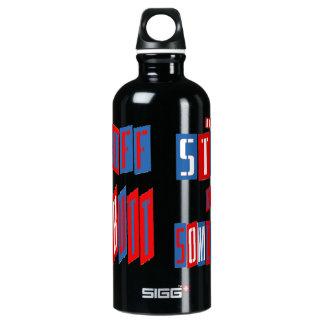 Consiga de su extremo botella de agua