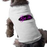 Consiga el desgaste apto del perrito camisa de perro