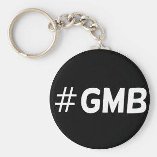 Consiga el #GMB casado de Brehs Llavero Redondo Tipo Pin