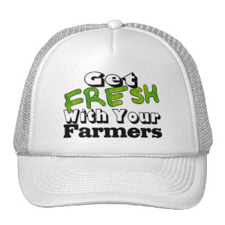 Consiga el granjero fresco gorro