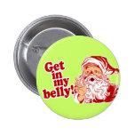 Consiga en el Belly de Santas Pin