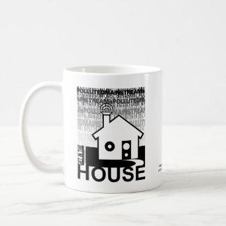 Consiga en la música de la casa tazas