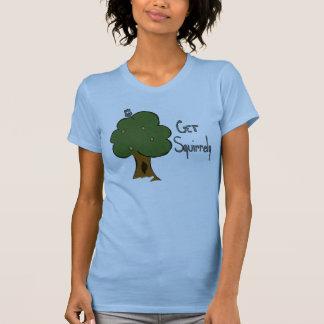 Consiga la camisa de Squirrely