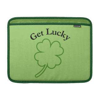 Consiga la manga de aire afortunada de Macbook Funda Macbook Air
