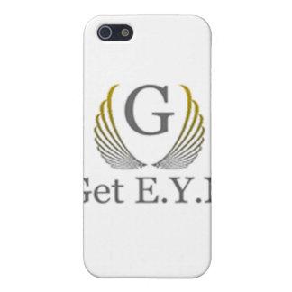 Consiga la moda de E.Y.N iPhone 5 Cárcasas