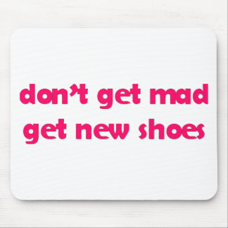 Consiga los nuevos zapatos mouse pad