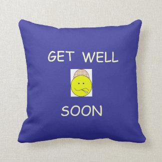 Consiga pronto la almohada bien