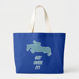 Consiga sobre él el caballo bolsa