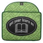 Consiga su aprenden encendido funda macbook pro