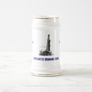 Consiga su bebida encendido jarra de cerveza
