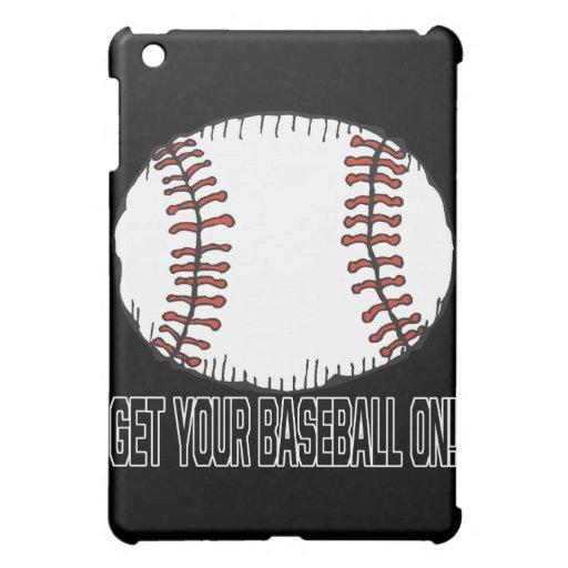 Consiga su béisbol encendido