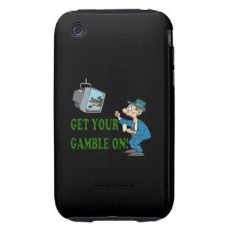 Consiga su juego en 2 tough iPhone 3 coberturas
