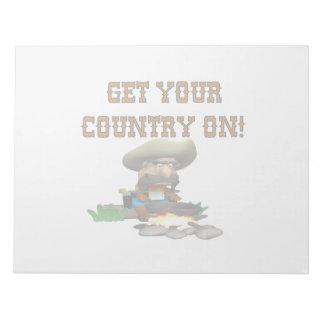 Consiga su país en 3 blocs