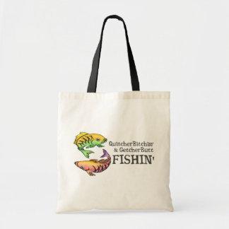 ¡Consiga su pesca del extremo! Bolsas