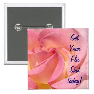 ¡Consiga su vacuna contra la gripe hoy Prevenga l Pins