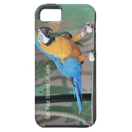 Consiga sus patines en el caso del iPhone 5 iPhone 5 Fundas