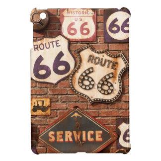 Consiga sus retrocesos en la ruta 66