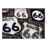 Consiga sus retrocesos en la ruta 66 felicitaciones