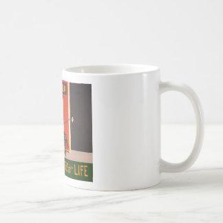 Consiga un nuevo correo el vida tazas de café