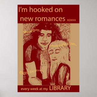 Consiga un nuevo romance - en su biblioteca impresiones