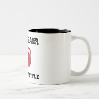 ¡CONSIGA UN PAR! TAZA DE CAFÉ