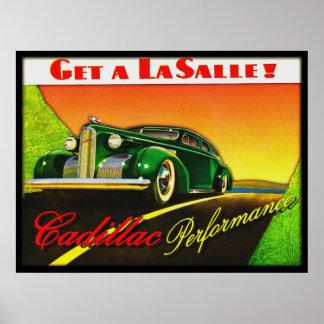 consiga un poster de LaSalle