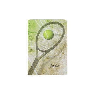 Consiga un tenis de las mujeres del apretón porta pasaporte