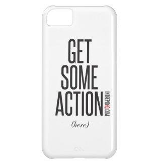 Consiga una cierta acción funda para iPhone 5C