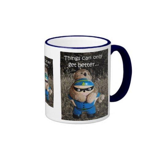 Consiga una mejor taza