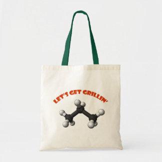 Consigamos el propano del Grillin'- Bolsa