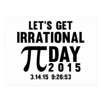 Consigamos irracionales