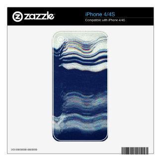 Consigamos la impresión de Digitaces por el Calcomanías Para iPhone 4