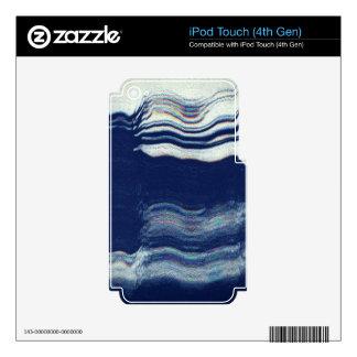 Consigamos la impresión de Digitaces por el iPod Touch 4G Skin