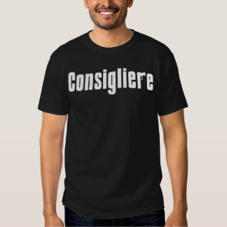 Consigliere T Shirt