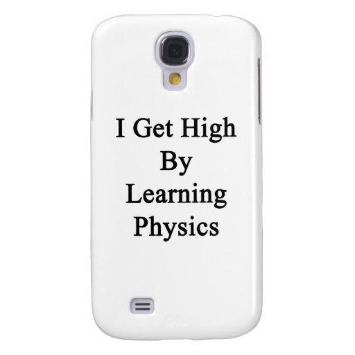 Consigo alto aprendiendo la física funda para galaxy s4