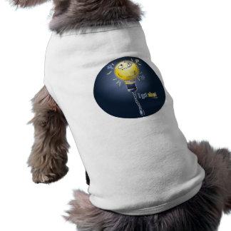 Consigo la camiseta del perro de las ideas ropa de perros