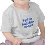 Consigo mis miradas de Jiichan Camiseta