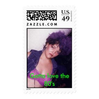 Consiguió amar el sello de los años 80