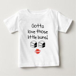 Consiguió amar esos pequeños bollos t-shirt