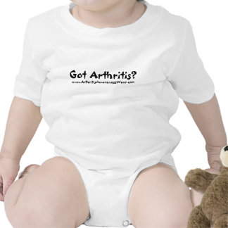 "¿""Consiguió artritis? "" Trajes De Bebé"