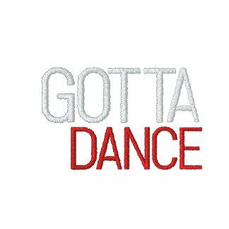 ¡Consiguió bailar - bordado!! Sudadera Bordada Con Serigrafía