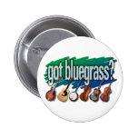 """¿""""Consiguió Bluegrass? """" Pin"""