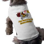 Consiguió cantar los 50.os regalos de cumpleaños camiseta de perro