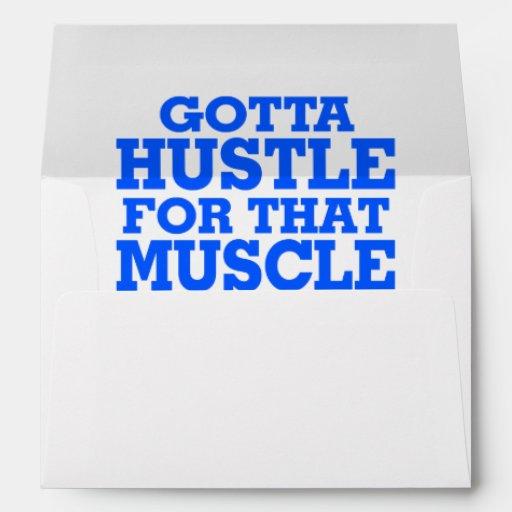 Consiguió darse prisa para ese azul del músculo