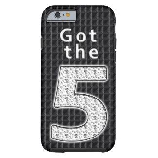 """""""Consiguió el 5"""" caso y las cubiertas del iPhone 6"""