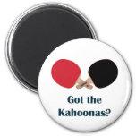 Consiguió los tenis de mesa de Kahoonas Iman