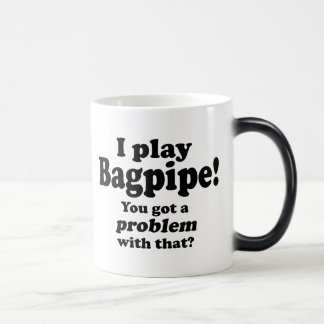 Consiguió un problema con esa gaita taza de café