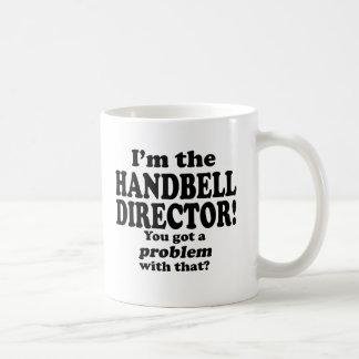 Consiguió un problema con ese, director del taza de café